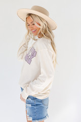 Dolly Long Sleeve Tee Side View