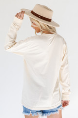 Dolly Long Sleeve Tee Back View