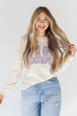 Nash Long Sleeve Tee Front View