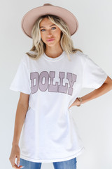 Dolly Tee Front View