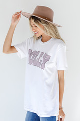 Dolly Tee Side View