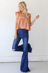 Dark Wash - Flare Jeans from Dress Up
