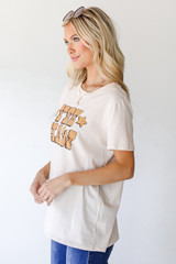 Yeehaw Star Graphic Tee Side View