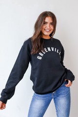 Greenville Pullover Front View