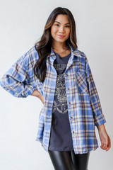Blue - Flannel