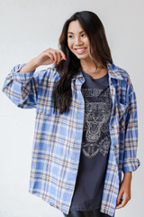 Blue - Flannel from Dress Up