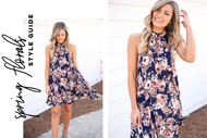Spring Florals Style Guide