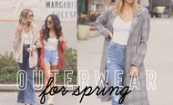 LIGHT OUTERWEAR FOR SPRING