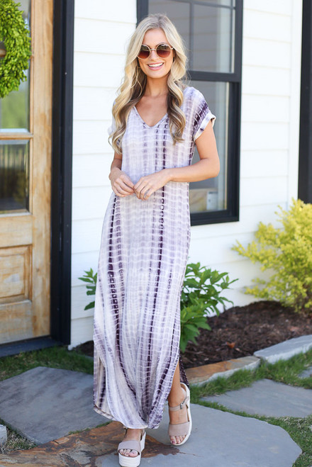 Grey - shop affordable maxi dresses at dress up