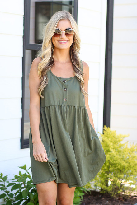 Olive - shop cute babydoll dresses at dress up