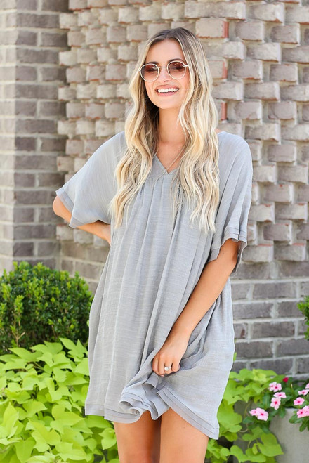 Sage - Babydoll Dress from Dress Up
