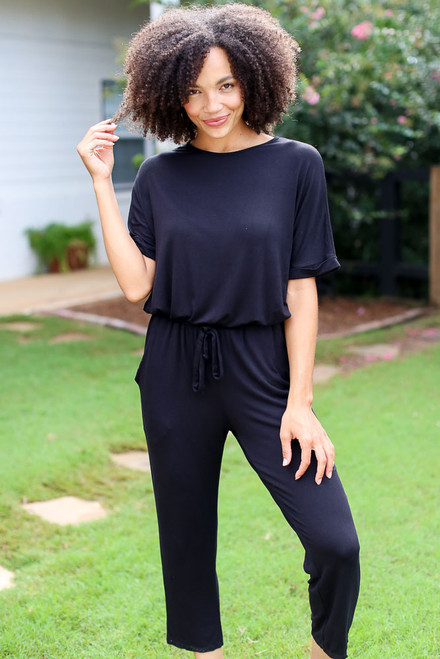 Black - Ultra Soft Jumpsuit from Dress Up