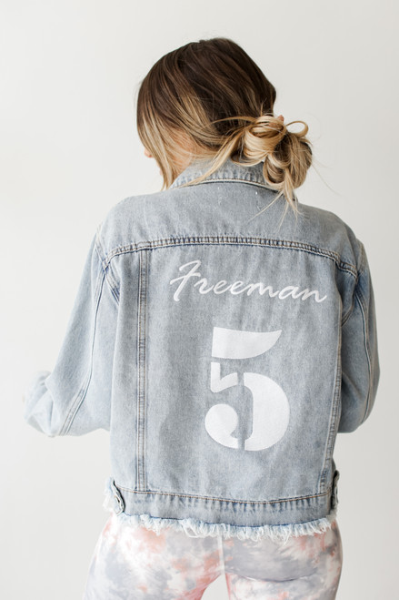 Denim - Freeman 5 Denim Jacket