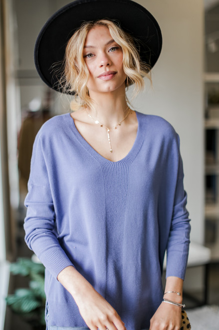 Denim - Soft Knit Sweater from Dress Up