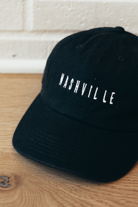 Black - Nashville Cap from Dress Up