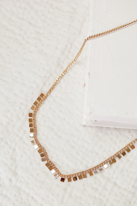 Gold - Chain Necklace from Dress Up