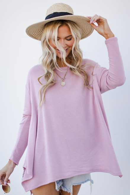 Blush - Swing Top from Dress Up