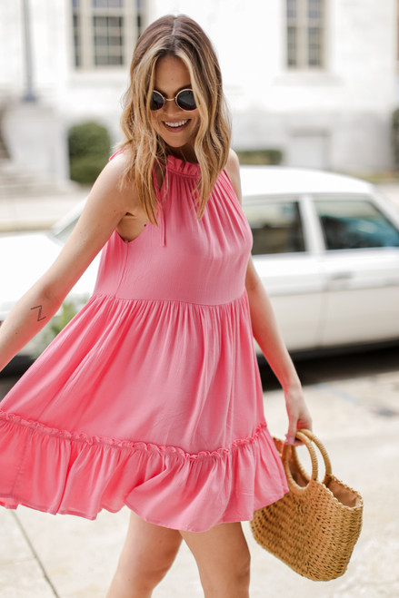 Pink - Swing Dress from Dress Up
