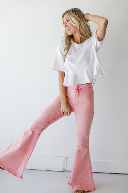 Pink - Summer Wash Flares from Dress Up