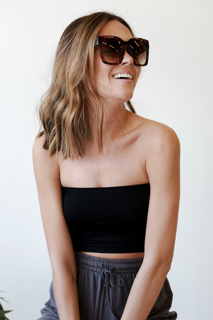 Black - Basic Bandeau