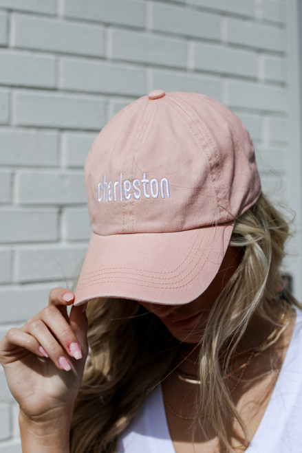 Blush - Charleston Summer Cities Hat