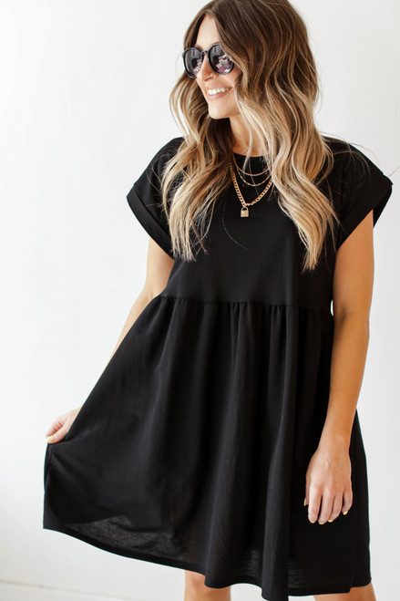 Black - Summer Dress