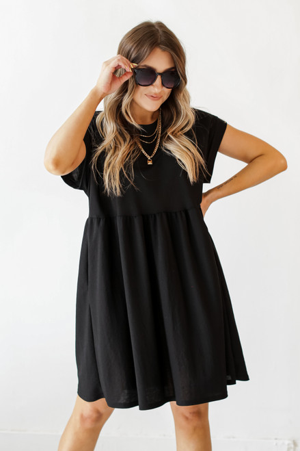 Black - Summer Dress from Dress Up