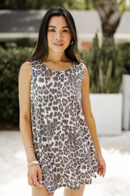 Leopard - Tank from Dress Up