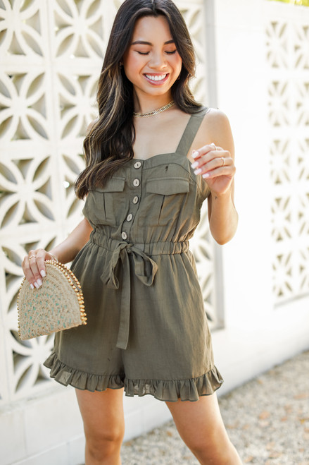 Olive - Romper from Dress Up