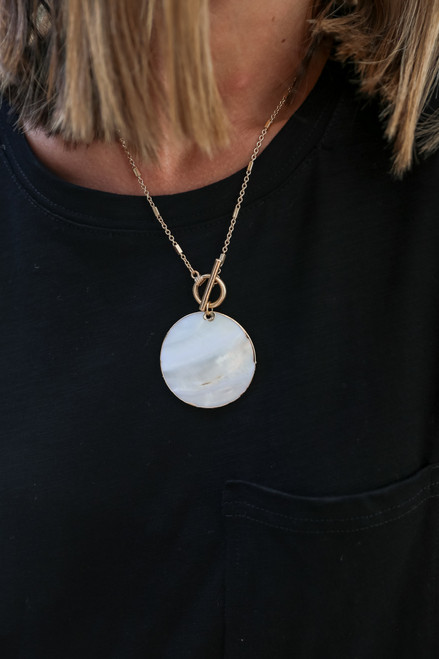 Natural - Shell Necklace