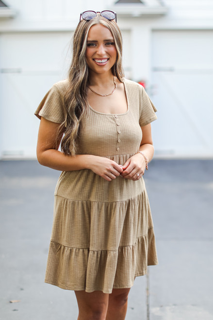 Olive - Tiered Dress from Dress Up