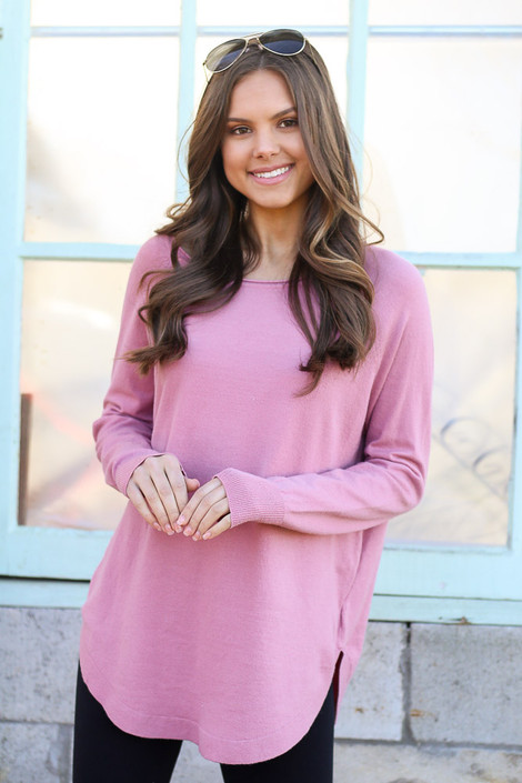 Blush - Soft Knit Top from Dress Up