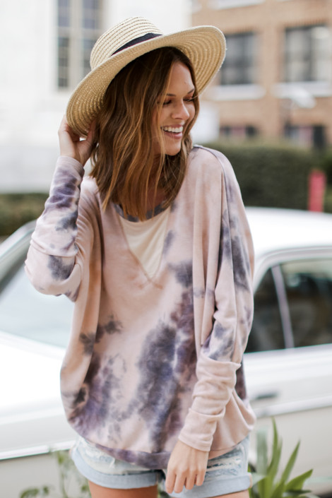 Taupe - Daydream Summer Pullover