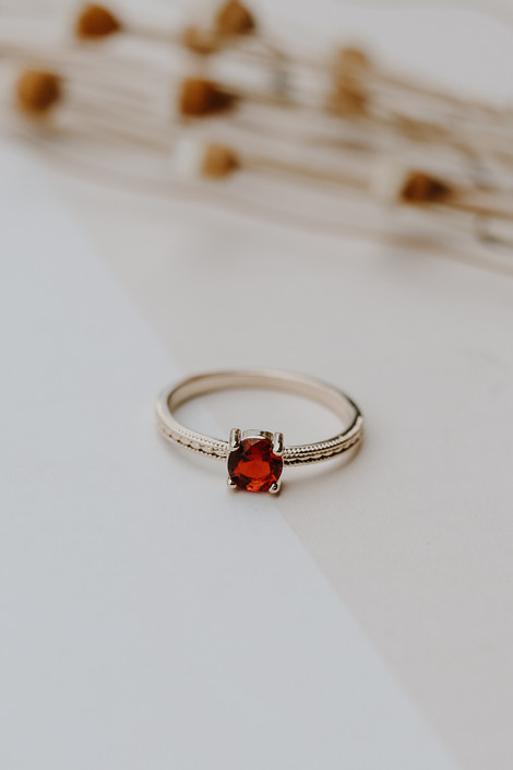 Gold - Gemstone Ring from Dress Up