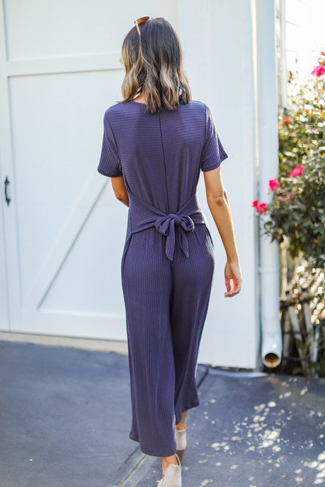 Navy - Jumpsuit from Dress Up
