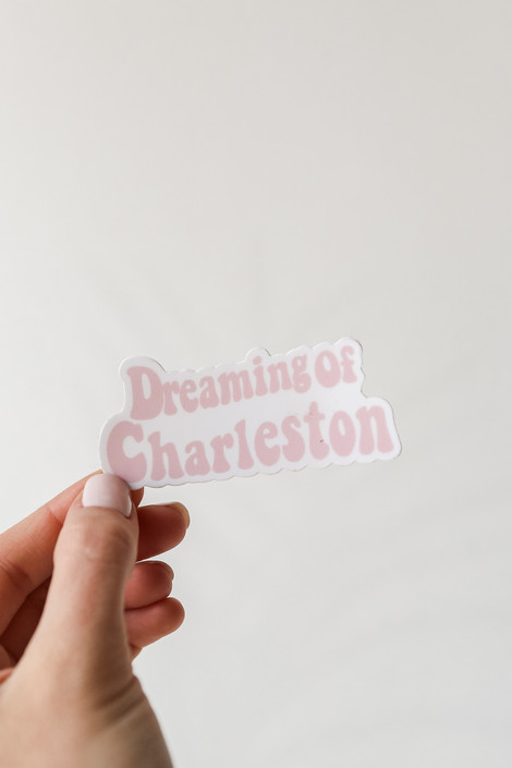 Blush - Dreaming Of Charleston Sticker from Dress Up