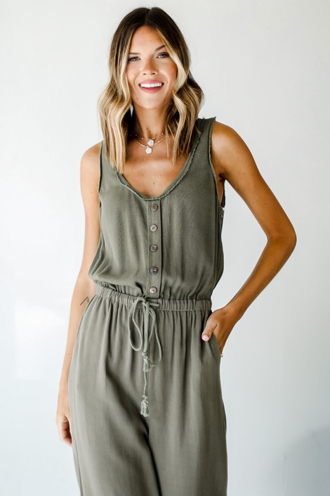 Olive - Jumpsuit from Dress Up