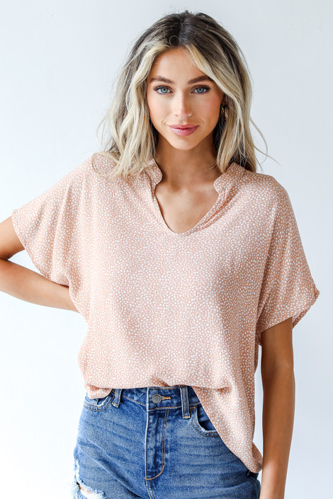 Blush - Blouse from Dress Up