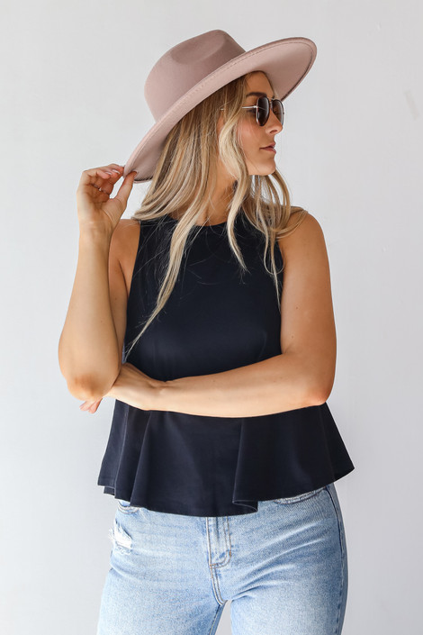 Black - Everyday Tank from Dress Up