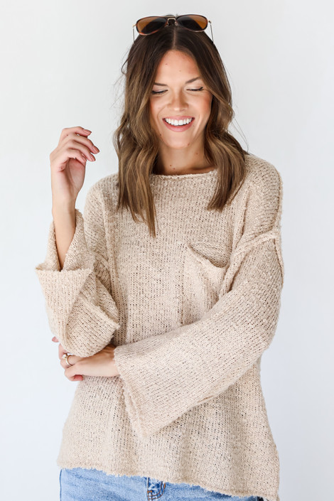 Ivory - Sweater from Dress Up