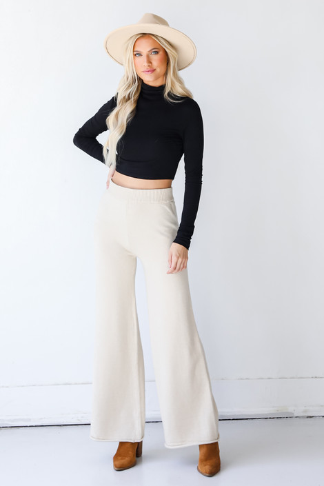 Ivory - Sweater Pants from Dress Up