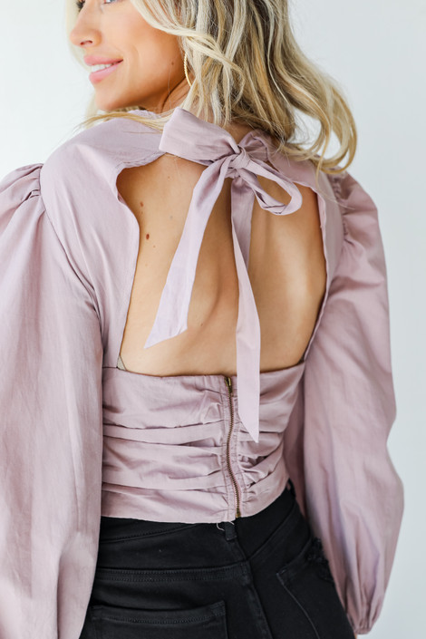 Mauve - Blouse from Dress Up