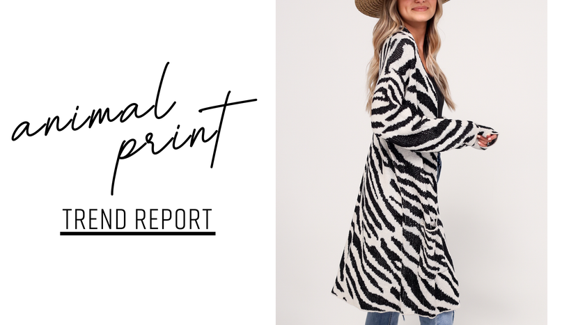 February Trend Report: Animal Prints