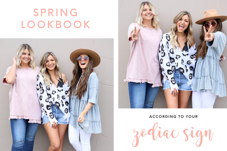 Spring Lookbook: According To Your Zodiac Sign