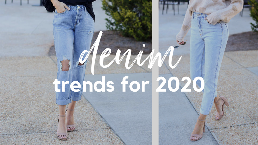 DECODING TRENDY DENIM