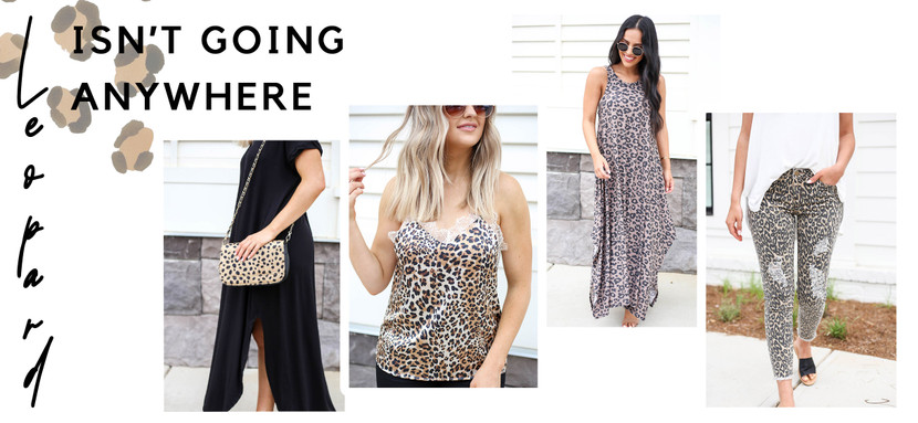PSA: Leopard Print Isn't Going Anywhere