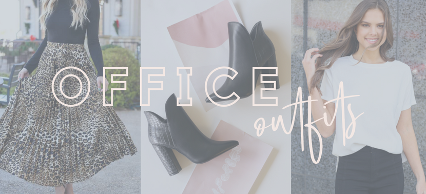 OFFICE OUTFITS LOOKBOOK