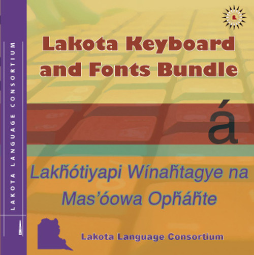 Lakota Keyboard Layout and Fonts Bundle v.3 (FREE download)