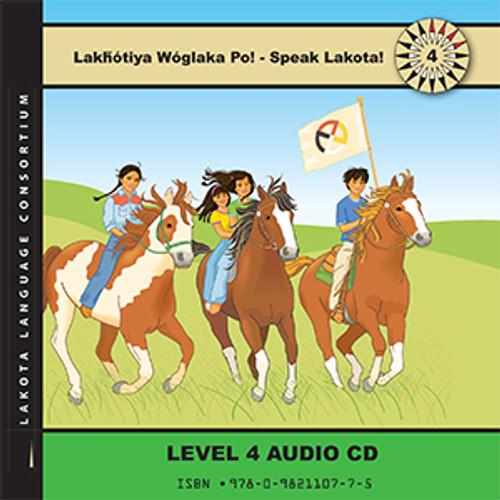 Level 4 Audio CD
