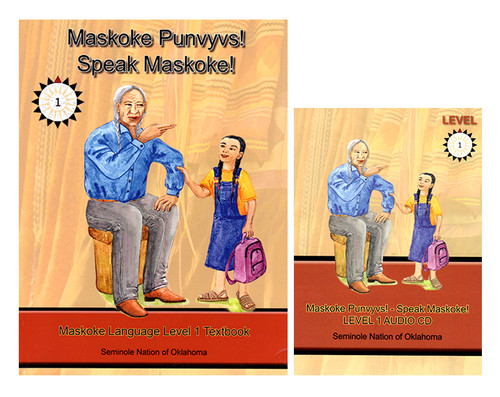 Maskoke Language Materials